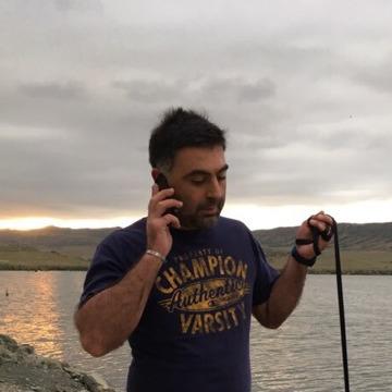 Giorgi Tsiskarashvili, 34, Tbilisi, Georgia