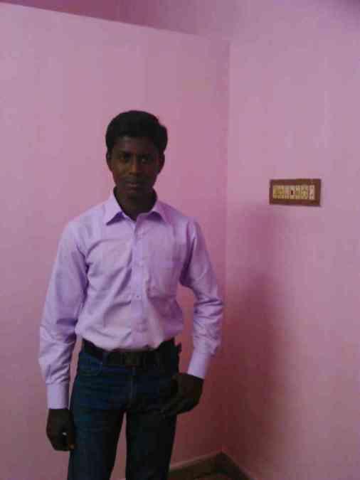 jayaraj, 25, Chennai, India