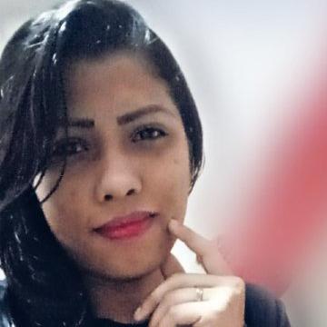 Nubia Ferreira, 23, Belem, Brazil