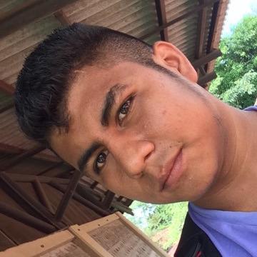 Luis Chapas, 21, Singapore, Singapore