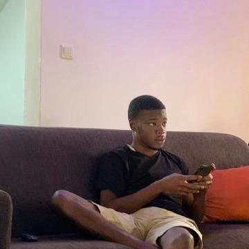 Joseph, 26, Accra, Ghana