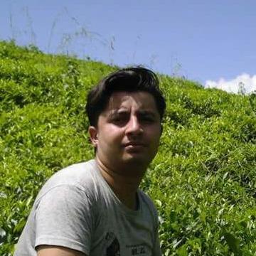 Prabhakar Chaulagain, 32, Kathmandu, Nepal