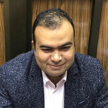 Youssef, 41, Kafr Saqr, Egypt
