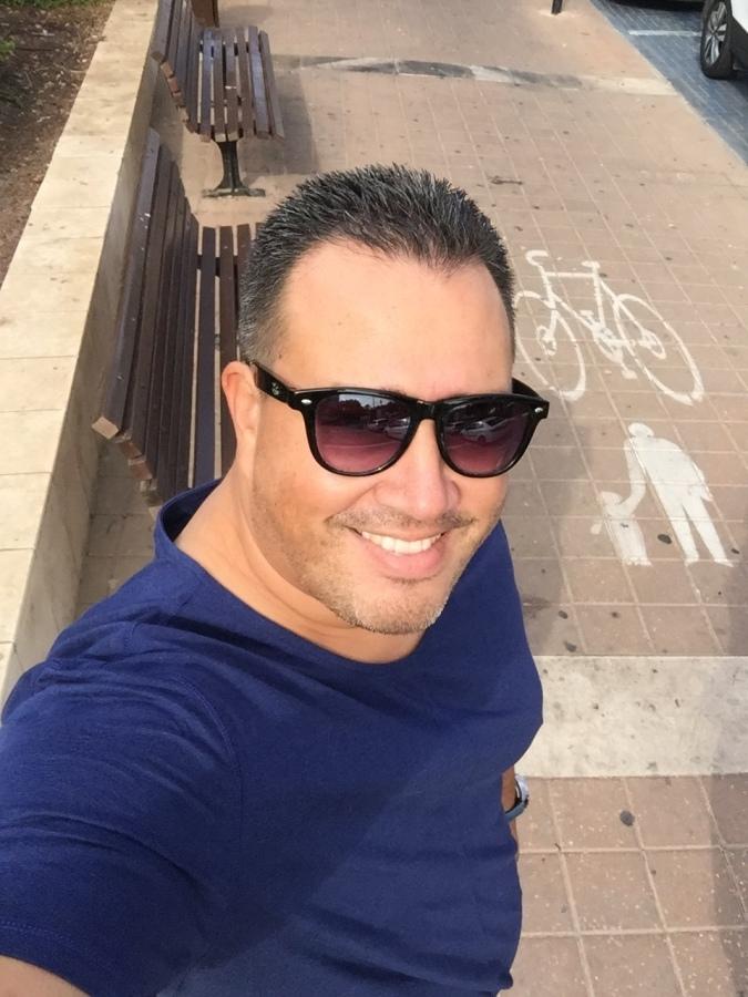 Josef Yossi Sandberg, 44, Tel Aviv, Israel