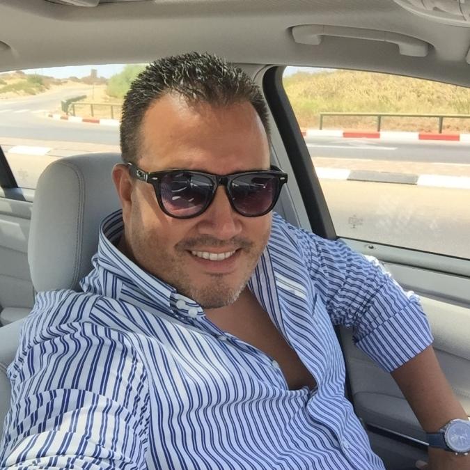 Josef Yossi Sandberg, 45, Tel Aviv, Israel