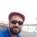 Osdival amarante, 38, Joinville, Brazil