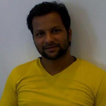 Praveen Salian, 36, Dubai, United Arab Emirates