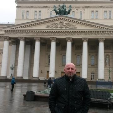 Vaniko Galuashvili, 46, Tbilisi, Georgia