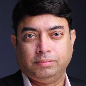 Samir Basak, 36, Mumbai, India