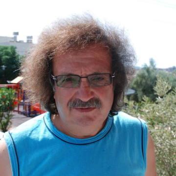 Piyale Tongur, 64, Antalya, Turkey