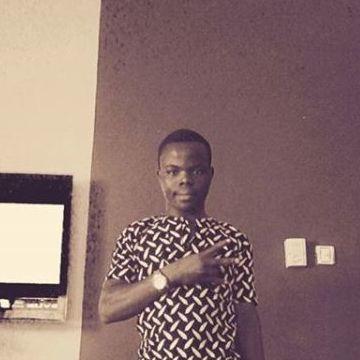 Ray Quame, 25, Accra, Ghana