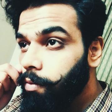 Ankit, 28, New Delhi, India