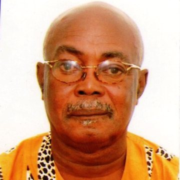 Redeemer Kowu, 75, Tema, Ghana