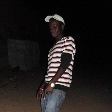 ebrima, 31, Banjul, The Gambia