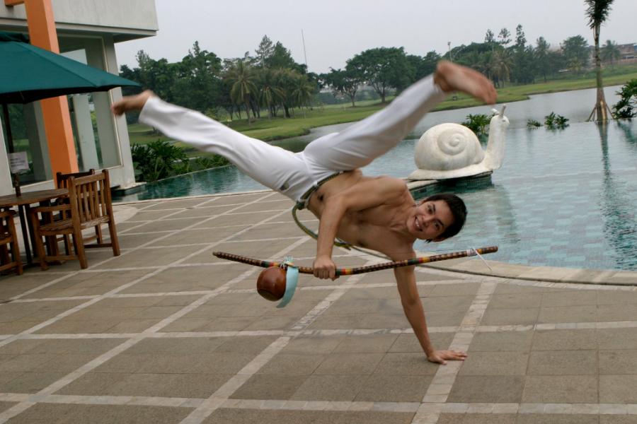 Andrew Stevens Wilson, 33, Jakarta, Indonesia