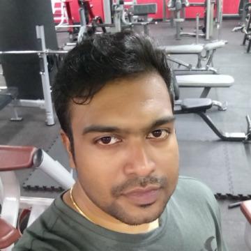 Gerald, 29, Abu Dhabi, United Arab Emirates