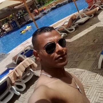 Captain Mohamed Ali Alhadidaa, 28, Egypt, United States
