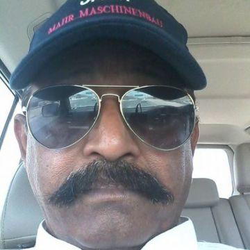 Padmanabhan Sathyan, 63, Sharjah, United Arab Emirates