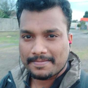 Vijay Kumar, 32, Melbourne, Australia