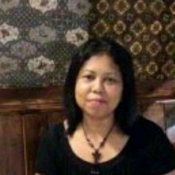 Trias Wahyu Diana, 48, Jakarta, Indonesia