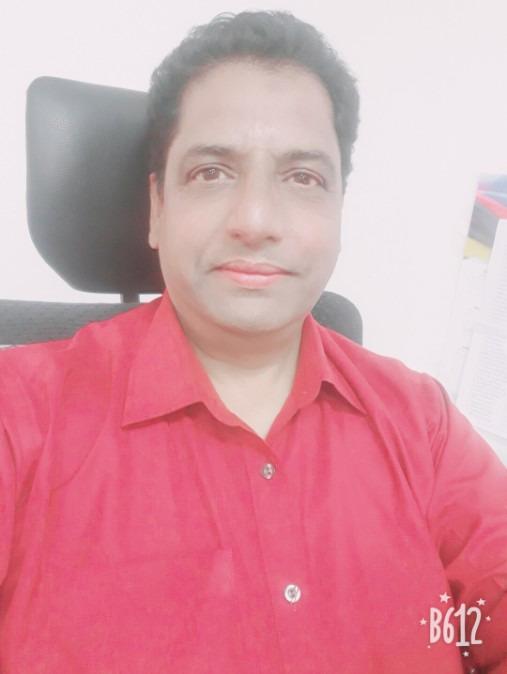 Sam Vikram, 34, Dubai, United Arab Emirates