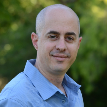 Avi Yitzchak, 47, Tel Aviv, Israel