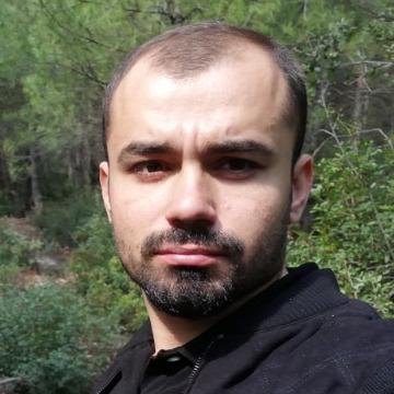 Emre Tekin, 27, Izmir, Turkey