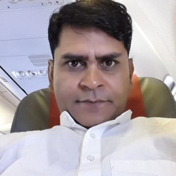 Rajesh, 40, Ni Dilli, India