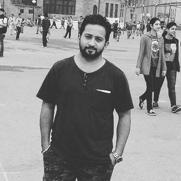 Pankaj Thakur, 33, Shimla, India