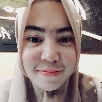 Marza, 26, Medan, Indonesia
