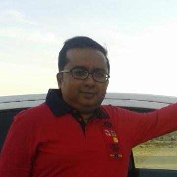 Zaid, 41, Mumbai, India