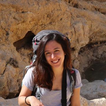 Shlomtziyon Evron, 24, Jerusalem, Israel