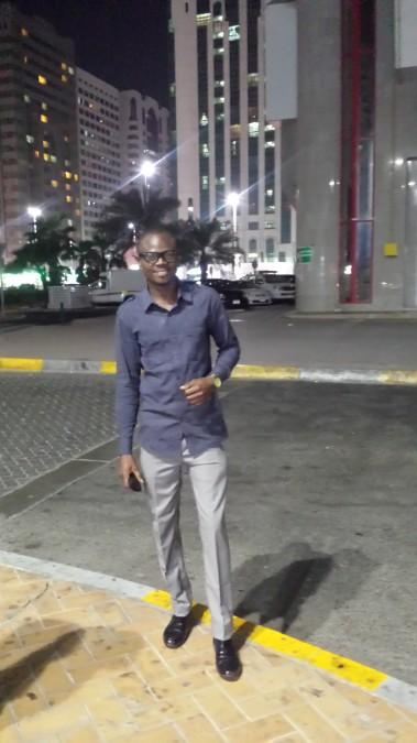 taiwo, 34, Abu Dhabi, United Arab Emirates