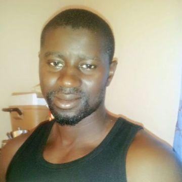alieu fofana, 41, Banjul, The Gambia