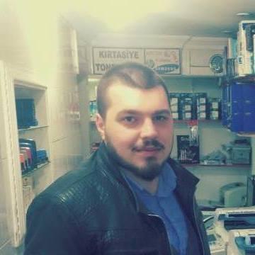 Ahmet Islam, 30, Istanbul, Turkey