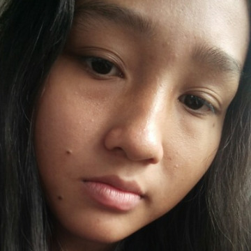 Mimi Momo, 20, Pekanbaru, Indonesia