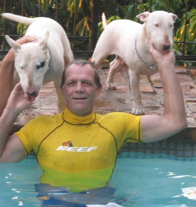 Daniel Williams, 60, Luanda, Angola