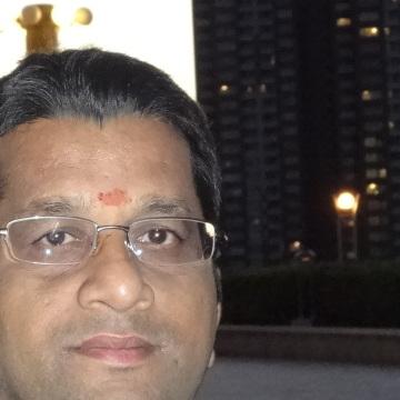 Harikrishnan, 52, Chennai, India