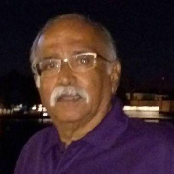 Arun, 70, Mumbai, India