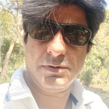 Khalid Daad khan, 39, Bhopal, India