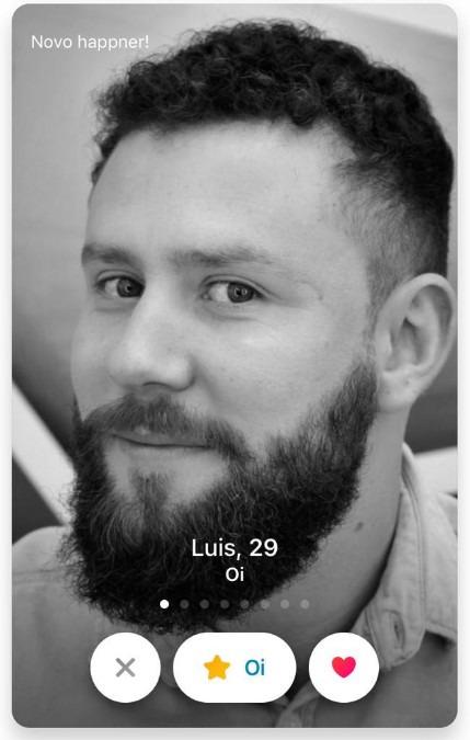 Luis Dalagna, 29, Rio de Janeiro, Brazil