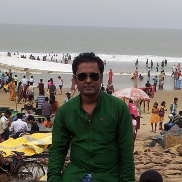 BIJAN BISWAS, 39, Calcutta, India