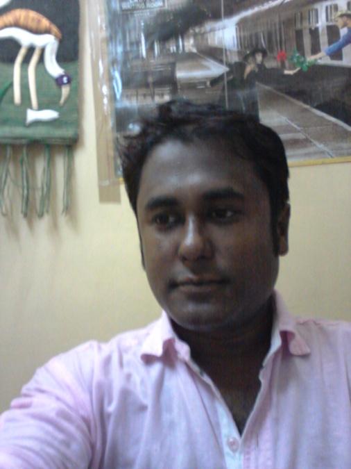 BIJAN BISWAS, 39, Calcutta, India