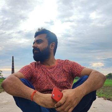 Himanshu Jha, 29, Chennai, India