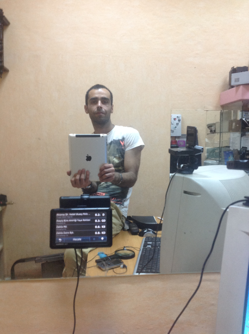saeed, 41, Istanbul, Turkey