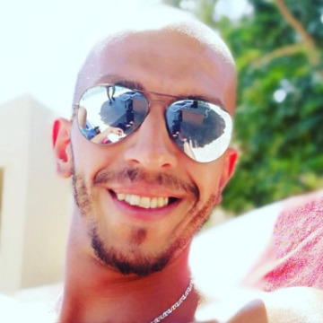 Ahmed Gaber, 32, Hurghada, Egypt