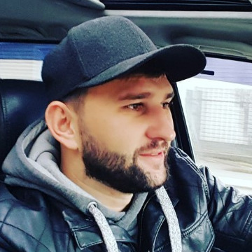 Iurii Ievchuk, 29, Ivano-Frankivsk, Ukraine