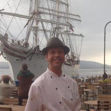 Bergleif Joensen, 48, Reykjavik, Iceland