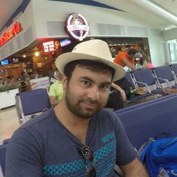 Richard Andres Rodriguez, 32, Copiapo, Chile