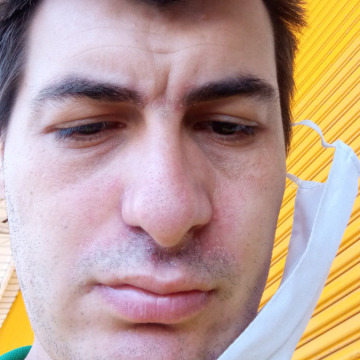 Claudemir Claudemir, 34, Sao Paulo, Brazil